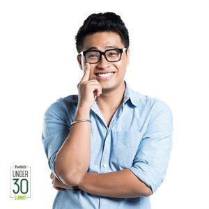 Nguyễn Hoàng Trung (1992) - Founder của Lozi khi mới 23 tuổi.