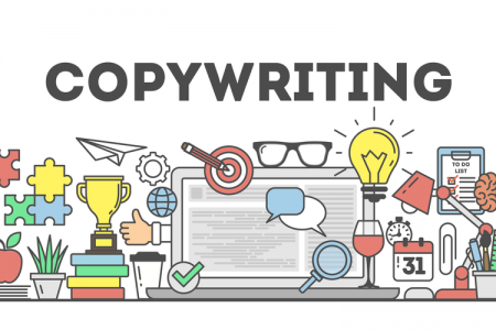 Copywriting illustrations