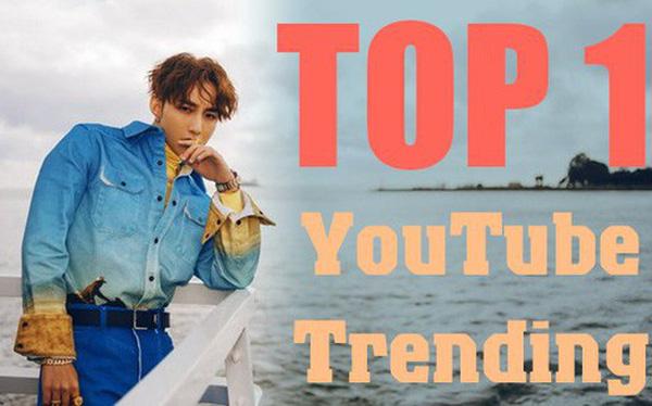 SƠN TÙNG MTP TOP TREND YOUTUBE
