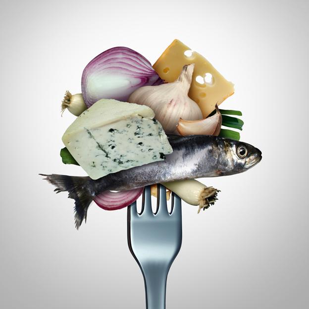 tránh ăn thức ăn có mùi trước buổi phỏng vấn