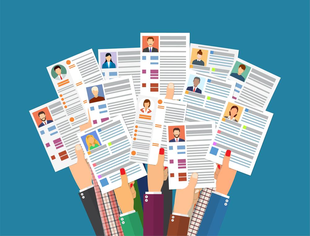 phân biệt giữ CV và Resume