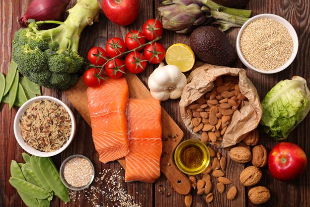bổ sung axit béo Omega 3