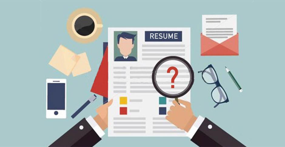 Những điều cần biết khi viết resume chuẩn