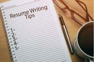 viết resume chuẩn