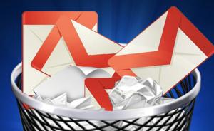 Dành thời gian dọn dẹp email