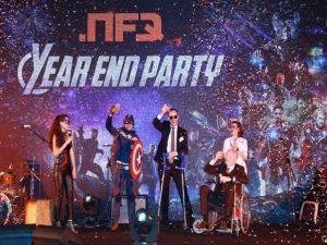 Tiệc tất niên dựa trên phim điện ảnh kinh điển
