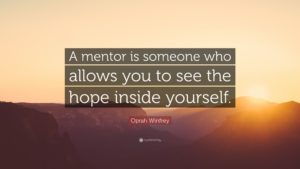 Quote about mentor