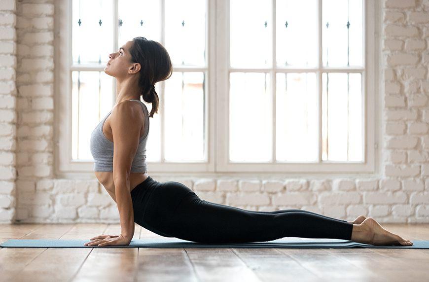 Tập Yoga cuối tuần
