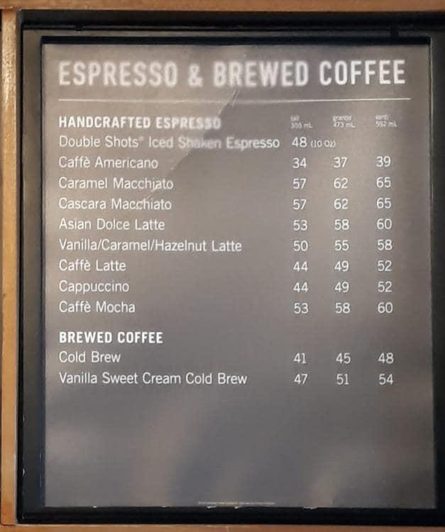 Hiệu ứng trung hòa và cách Starbucks upsell khách hàng ...