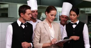 công việc Quản lý nhà hàng