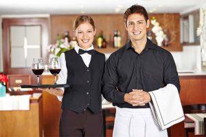 Nhân viên phục vụ