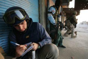 phóng viên chiến tranh
