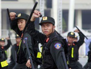 Cảnh sát cơ động
