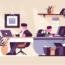 """Tips cho những ngày làm việc tại nhà """"không quạu, không lười, không yếu"""""""
