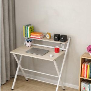 Những mẫu bàn làm việc tại nhà đa năng cho không gian hẹp