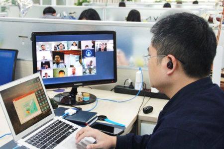 Làm việc online mùa COVID-19: Làm thế nào để nâng cao hiệu quả?
