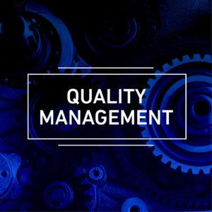 quản lý chất lượng