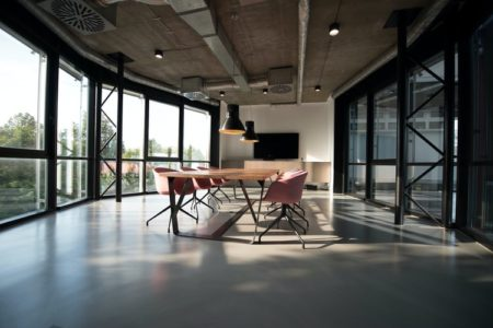 co-working space serviced office