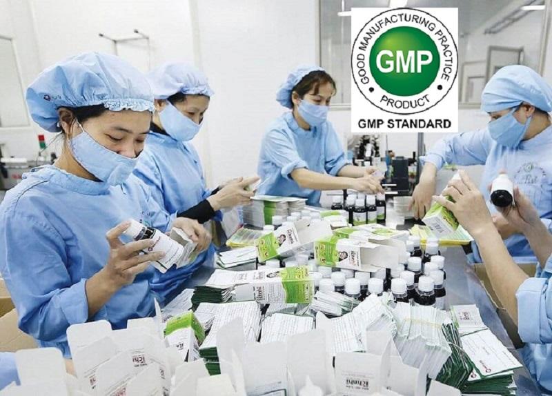Các yêu cầu trong tiêu chuẩn GMP