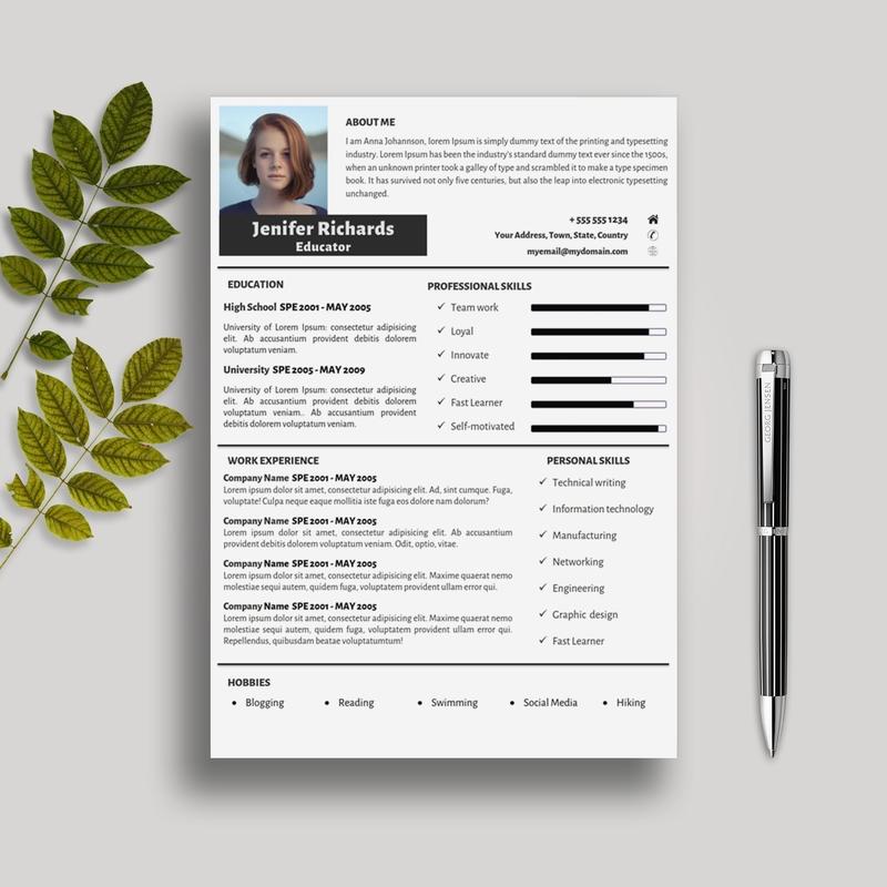 Lưu ý khi viết CV: Sử dụng đồ thị để mô tả kỹ năng