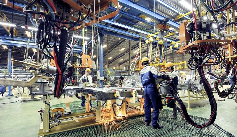 Mục tiêu công nghiệp hóa ở Việt Nam