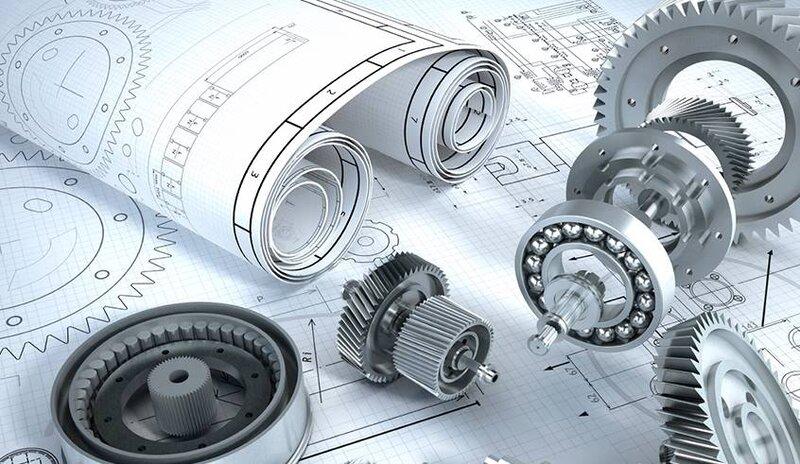 Sản phẩm cơ khí mà các kỹ sư tham gia sản xuất