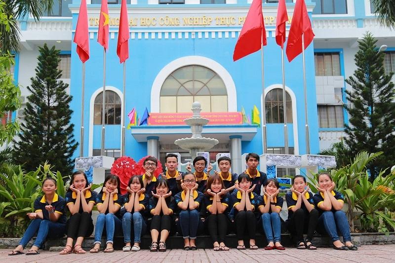 Sinh viên Trường ĐH công nghiệp thực phẩm TPHCM