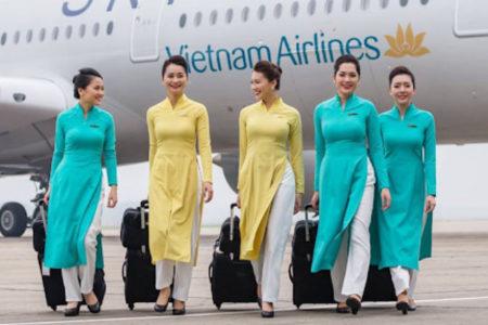 Lương cơ bản của tiếp viên hàng không thế nào?