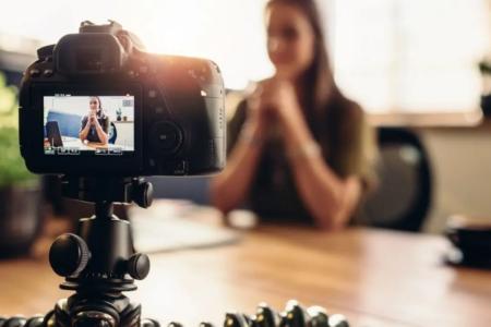 cách tạo video resume