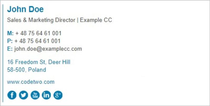 Chữ ký cá nhân thể hiện sự chuyên nghiệp