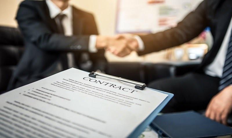 hợp đồng nguyên tắc là gì