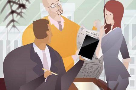 quy trình đánh giá nhân viên