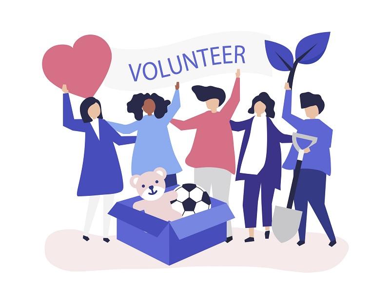 Volunteer Application Form – Đơn xin tình nguyện