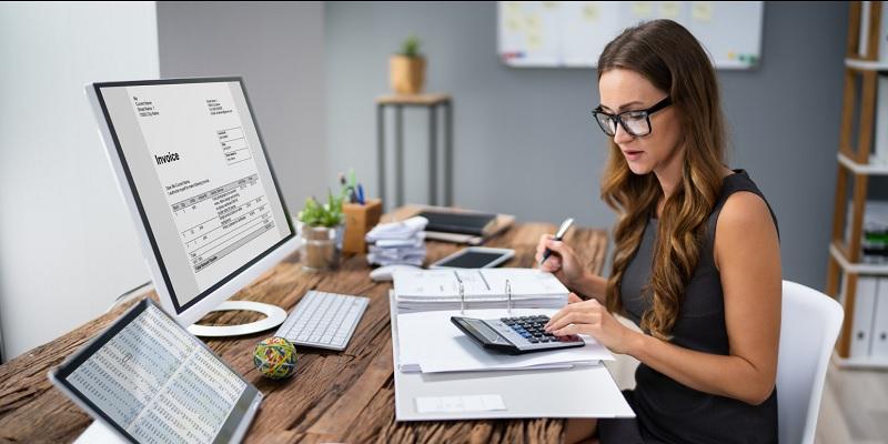 Nhân viên kế toán - Công việc lương cao phổ biến để tìm việc làm thêm