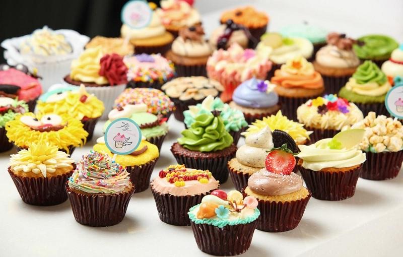 Kinh doanh bánh ngọt Online