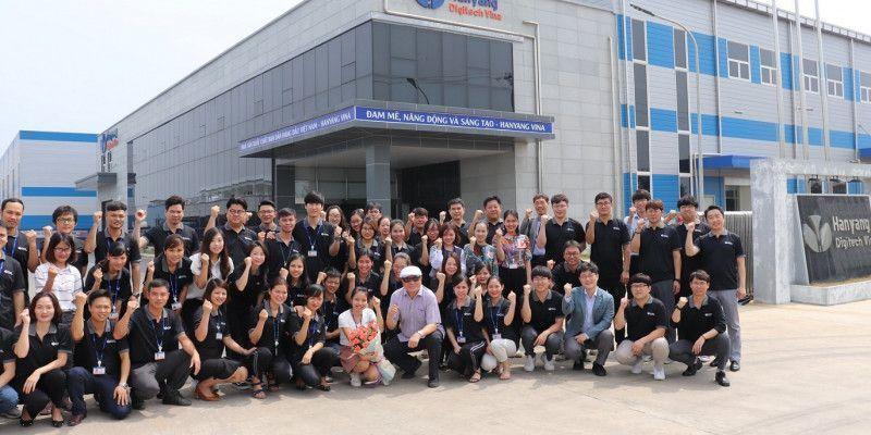 Công Ty TNHH Hanyang Digitech Vina tuyển dụng